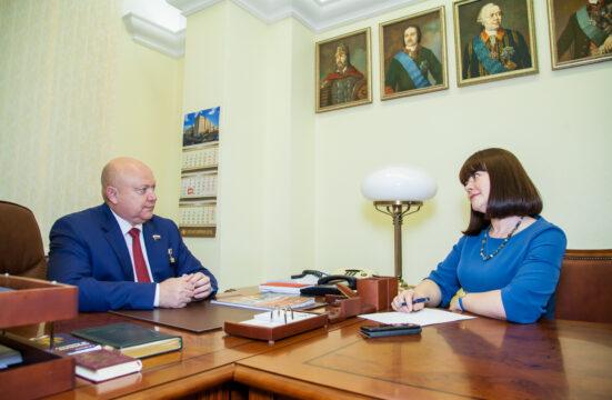 Интервью с Андреем Красовым