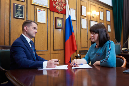 Интервью с Ярославом Ниловым