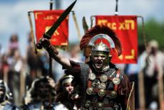 Римские легионеры, реконструкция
