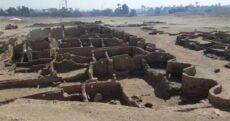 затерянный город в Луксоре